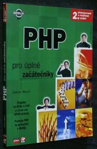 náhled knihy - PHP pro úplné začátečníky