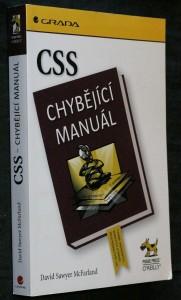 náhled knihy - CSS : chybějící manuál : tvorba nádherných webových stránek prostřednictvím CSS