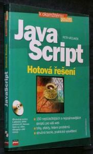 náhled knihy - JavaScript : hotová řešení
