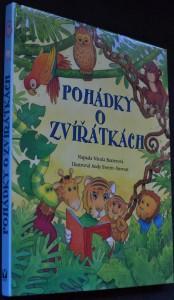 náhled knihy - Pohádky o zvířátkách