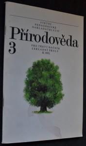 náhled knihy - Přírodověda pro třetí ročník základní školy. II. díl