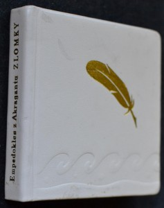 náhled knihy - Empedokles z Akragantu : [Esej]