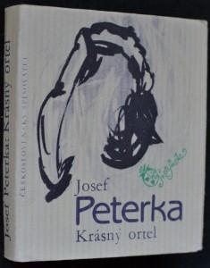 náhled knihy - Krásný ortel : z milostné poezie