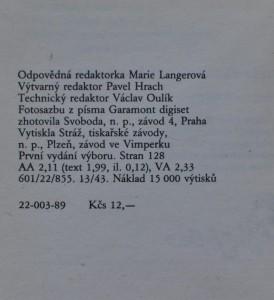 antikvární kniha Krásný ortel : z milostné poezie, 1989