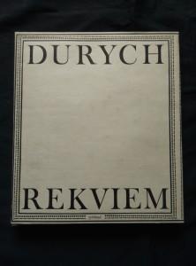 náhled knihy - Rekviem - menší valdštejnská trilogie (Ocpl, 88 s., ob, vaz D. Štormová)