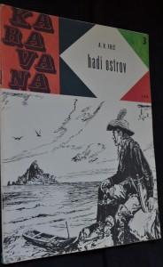 náhled knihy - Hadí ostrov