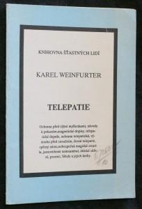 náhled knihy - Telepatie