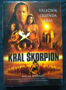 náhled knihy - Král škorpion