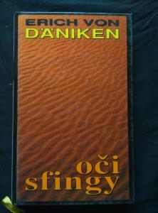 náhled knihy - Oči sfingy (Nové pohledy na prastarou zem kolem Nilu)