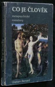 náhled knihy - Co je člověk : Metapsychické rozmluvy