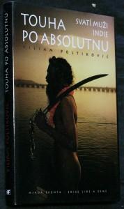 náhled knihy - Touha po absolutnu : svatí muži Indie