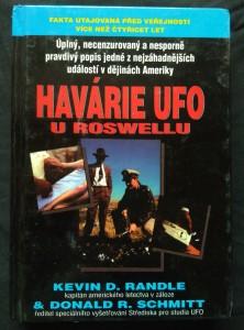 náhled knihy - Havárie UFO u Rosswellu