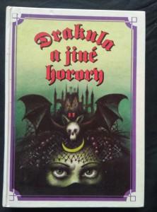 náhled knihy - Drakula a jiné horory (lam, 152 s., ob a il. J. Černý