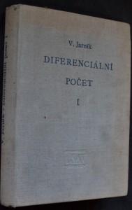 náhled knihy - Diferenciální počet. I