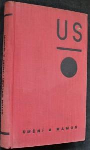 náhled knihy - Umění a mamon