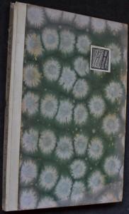 náhled knihy - Pokorné zrání : básně
