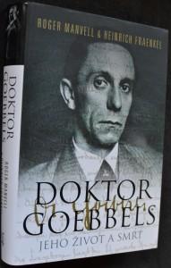 náhled knihy - Doktor Goebbels : jeho život a smrt