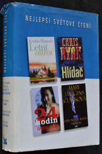 náhled knihy - Nejlepší světové čtení: Dřív než ti řeknu sbohem, Letní ostrov, Hlídač, 24 hodin