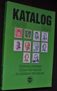 náhled knihy - Katalog Pofis 1999: Československo, Česká republika, Slovenská republika, Protektorát Čechy a Morava, Slovenský stát