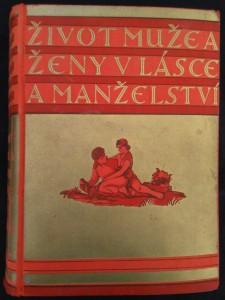 náhled knihy - Život muže a ženy v lásce a manželství
