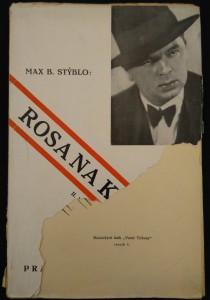 náhled knihy - Rosa na květech : básně