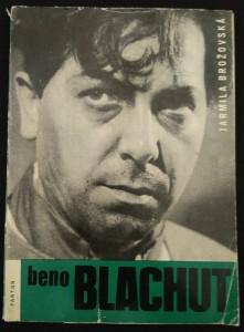 náhled knihy - Beno Blachut