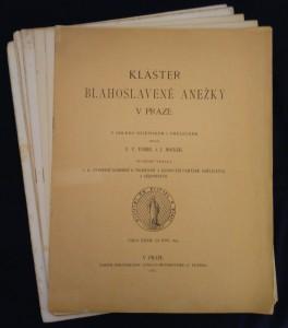 náhled knihy - Klášter blahoslavené Anežky v Praze