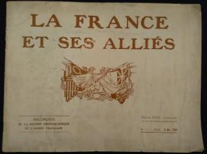 náhled knihy - La France et Ses Alliés : documents de la section photographique de l'Armée Française