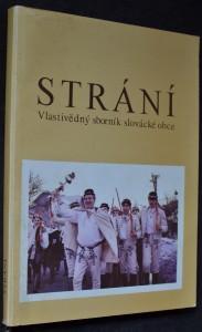 náhled knihy - Strání: vlastivědný sborník slovácké obce