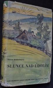 náhled knihy - Slunce nad údolím : román
