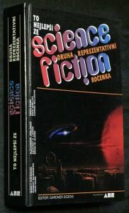 náhled knihy - To nejlepší ze science fiction : druhá reprezentativní ročenka