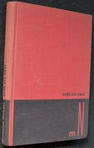 náhled knihy - Svět nic neví : román