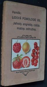 náhled knihy - Lidová pomologie. VIII. díl, Drobné ovoce