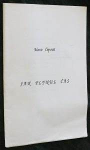 náhled knihy - Jak plynul čas