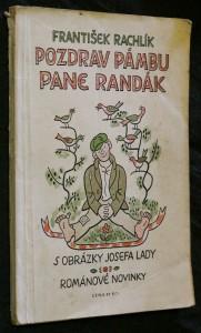 náhled knihy - Pozdrav pámbu pane Randák