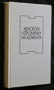 náhled knihy - Vzpomínky na Sókrata a jiné spisy