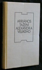 náhled knihy - Tažení Alexandra Velikého