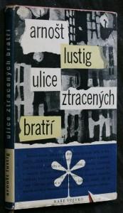 náhled knihy - Ulice ztracených bratří