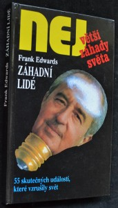 náhled knihy - Záhadní lidé