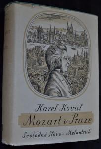 náhled knihy - Mozart v Praze : Hudební kronika let 1787-1791