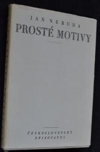 náhled knihy - Prosté motivy