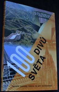 náhled knihy - 100 divů světa : největší poklady lidstva na pěti kontinentech