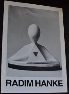 náhled knihy - Radim Hanke : sochy, kresby : [Kat. výstavy], Zlín 17. 2. - 3. 4. 1994