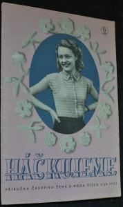 náhled knihy - Příručka časopisu Žena a móda : Háčkujeme, číslo 3/20