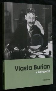 náhled knihy - Vlasta Burian v obrazech