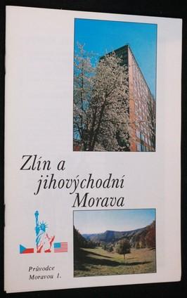 náhled knihy - Zlín a jihovýchodní Morava