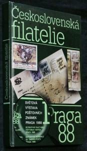 náhled knihy - Československá filatelie : katalog výstavy, Praha červenec 1988