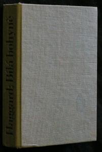 náhled knihy - Bílá bohyně