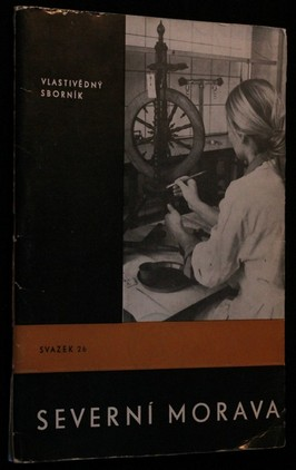 náhled knihy - Severní morava