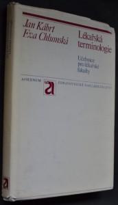 náhled knihy - Lékařská terminologie : učebnice pro lék. fakulty